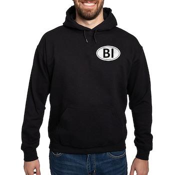 BI Euro Oval Hoodie (dark)