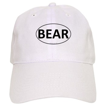 BEAR Euro Oval Cap