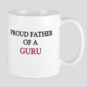 Proud Father Of A GURU Mug