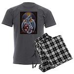 Escape! Men's Charcoal Pajamas