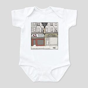 Grimm's Crematorium Infant Bodysuit