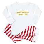 Libertarian Baby Pajamas