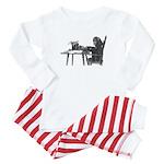 statmnky Baby Pajamas