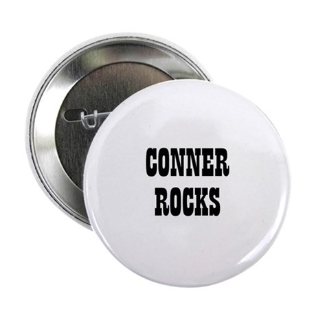 """CONNER ROCKS 2.25"""" Button (10 pack)"""