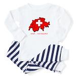 Small but Beautiful Baby Pajamas