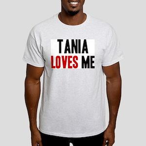 Tania loves me Light T-Shirt