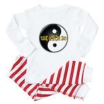 Tae Kwon Do Baby Pajamas
