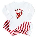 Suck Heads Baby Pajamas