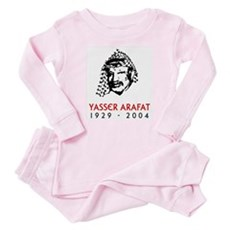 Yasser Arafat Baby Pajamas