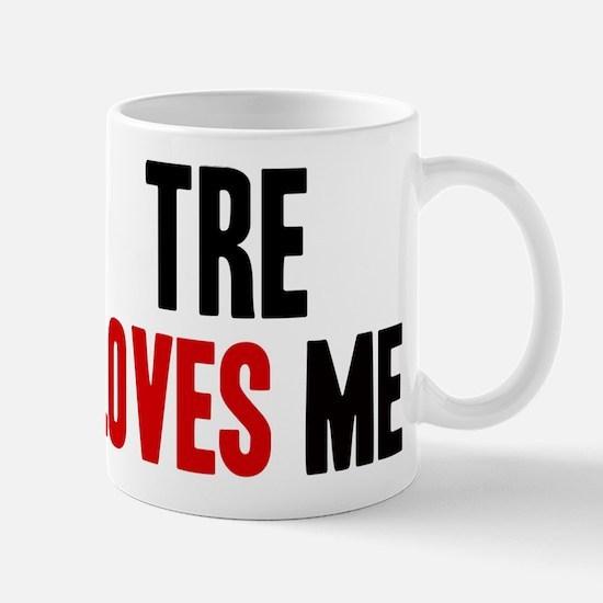 Tre loves me Mug