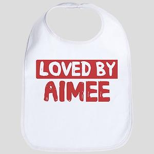 Loved by Aimee Bib