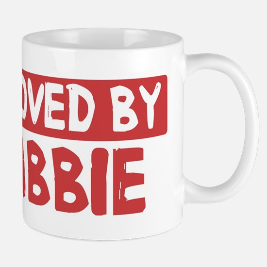 Loved by Abbie Mug