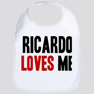 Ricardo loves me Bib