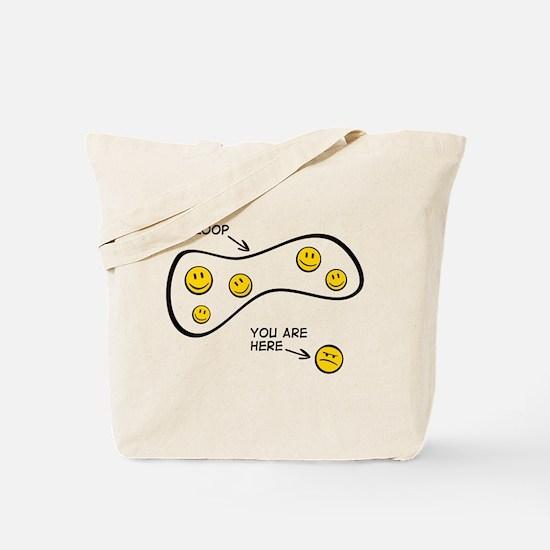 The Loop: Tote Bag