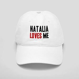 Natalia loves me Cap