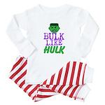 Bulking Baby Pajamas