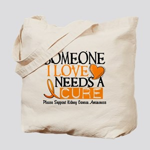 Needs A Cure KIDNEY CANCER T-Shirts & Gifts Tote B