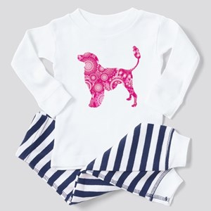 Portuguese Water Dog Baby Pajamas