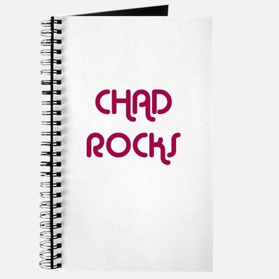 CHAD ROCKS Journal