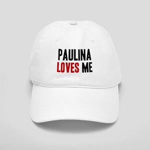 Paulina loves me Cap