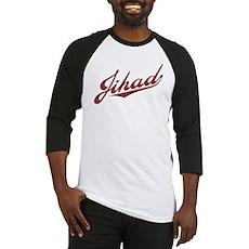 Jihad Baseball Jersey