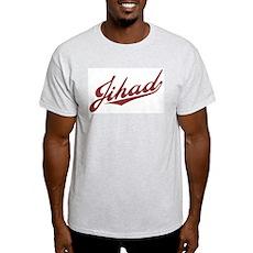 Jihad Ash Grey T-Shirt