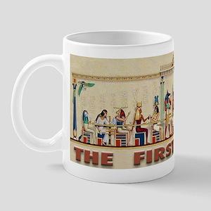 First Brunch Mug