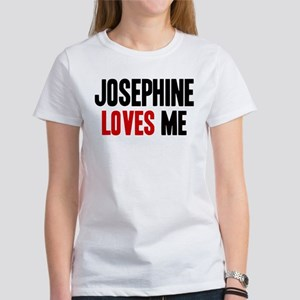 Josephine loves me Women's T-Shirt