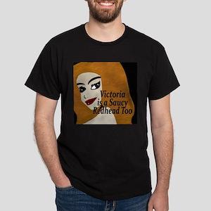 VICTORIA Dark T-Shirt