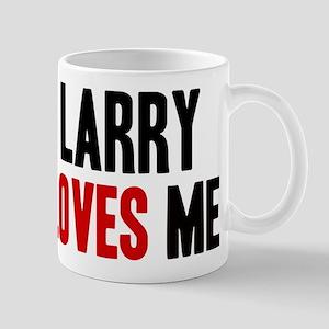 Larry loves me Mug