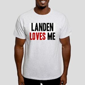 Landen loves me Light T-Shirt