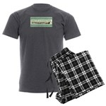 Irish Pride Men's Charcoal Pajamas