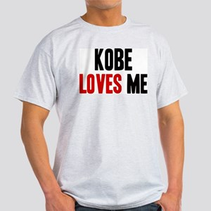 Kobe loves me Light T-Shirt