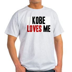 Kobe loves me T-Shirt