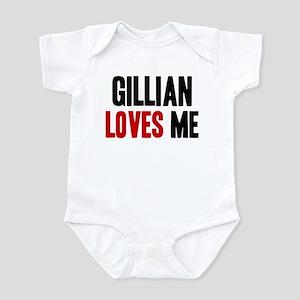 Gillian loves me Infant Bodysuit