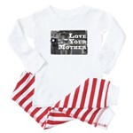 Love Your Mother (board) Infant Bodysuit