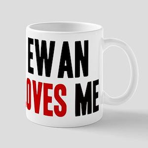 Ewan loves me Mug