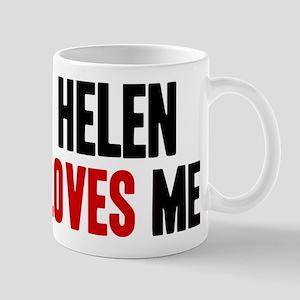 Helen loves me Mug