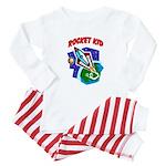 Rocket Kid Baby Pajamas