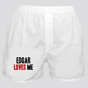Edgar loves me Boxer Shorts