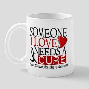 Needs A Cure NARCOLEPSY Mug
