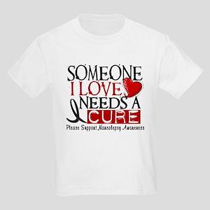 Needs A Cure NARCOLEPSY Kids Light T-Shirt