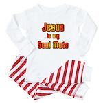 Jesus is my Soul Mate Baby Pajamas