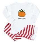 pumpkin Baby Pajamas