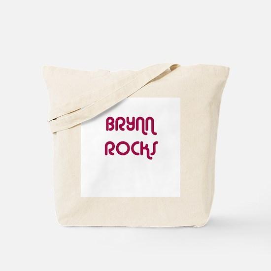 BRYNN ROCKS Tote Bag