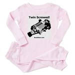 Twin Screwed! - Supercharger - Baby Pajamas