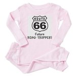 Route 66 Future Road Tripper Infant Bodysuit