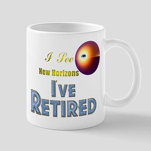 'I See New Horizons. Mug