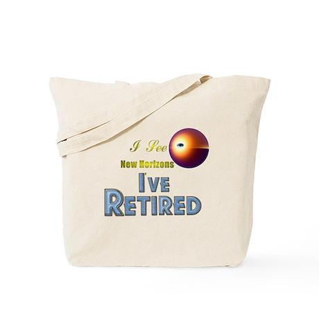 'I See New Horizons. Tote Bag