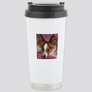 PAPPY LOVE Stainless Steel Travel Mug